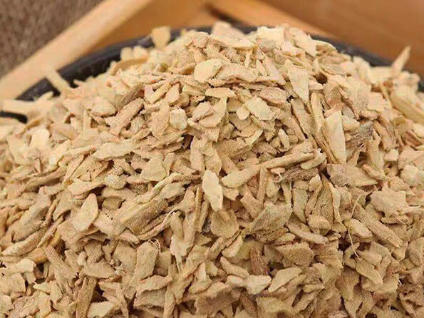 Dried Ginger Granules