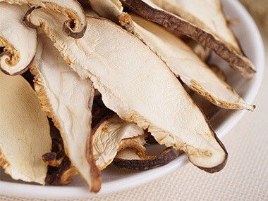 Dried  Shiitake Mushrooms Slices